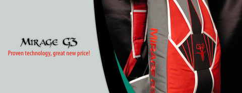 Mirage G3 from $2,499(USD) plus options - Mee Loft | Parachute Rigging, Sales and Rentals