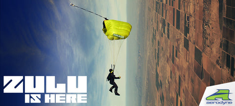 Zulu - Mee Loft | Parachute Rigging, Sales and Rentals
