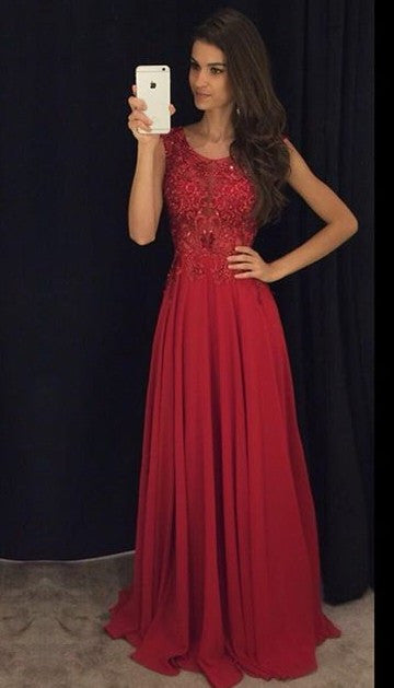25cfcba8d15 Red prom Dress,Charming Prom Dresses,Formal prom Dress,2016 prom dress –  Princesssbride