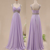 Lavender Prom Dresses,Long Prom Dress,Dresses For Prom,Cheap Prom Dress,Party Dress,BD152