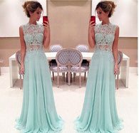 Blue prom Dress,Charming Prom Dresses,Party prom Dress,2016 prom dress,Evening dres,BD063  alt=