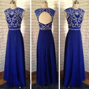 Royal Blue Prom Dresses,Long Prom Dresses,Cheap Prom Dresses,2017 Prom Dresses,Prom Dresses,BD178