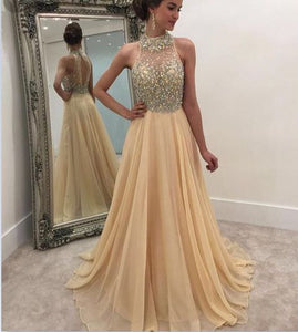 long formal prom dress,elegant prom