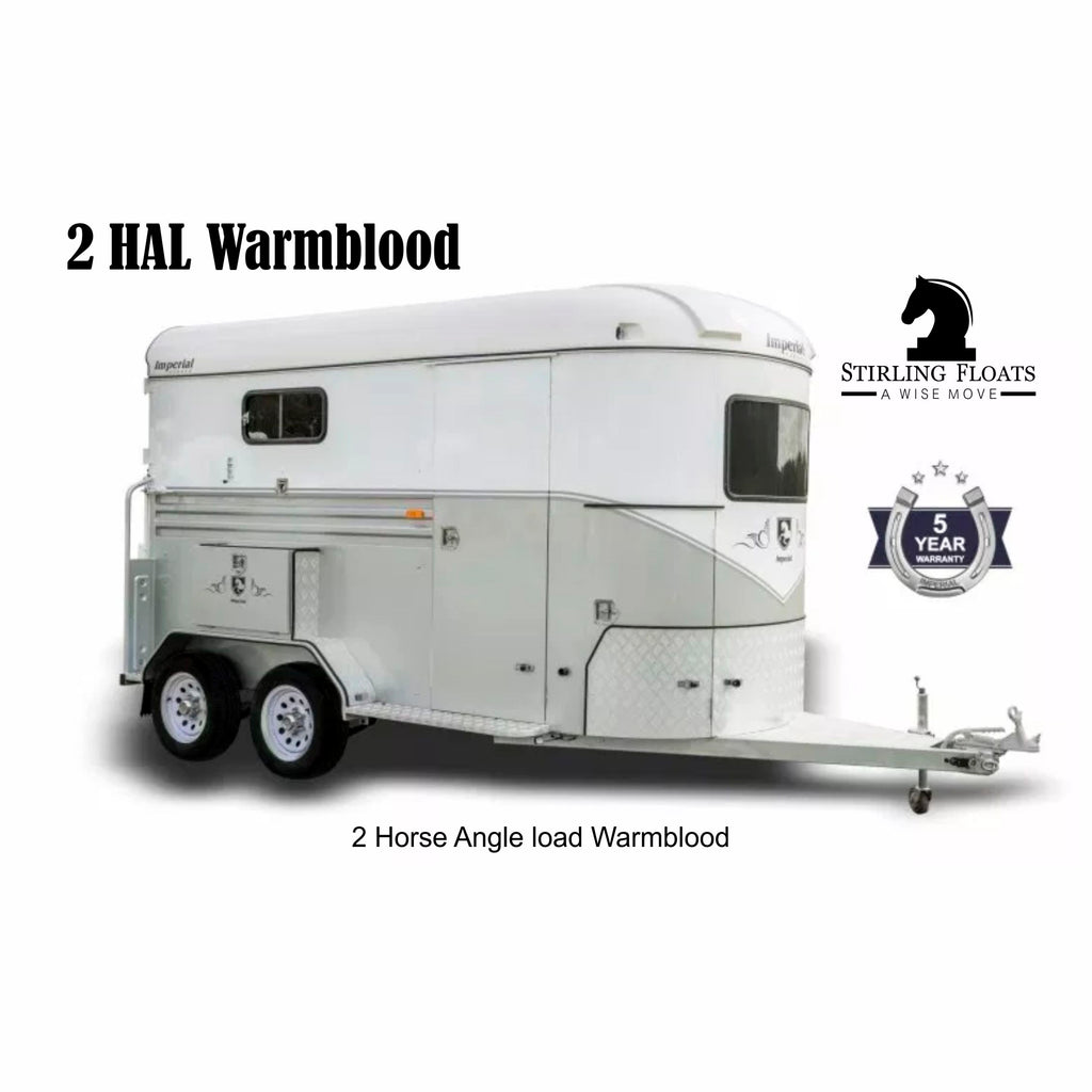 2 HAL Warmblood