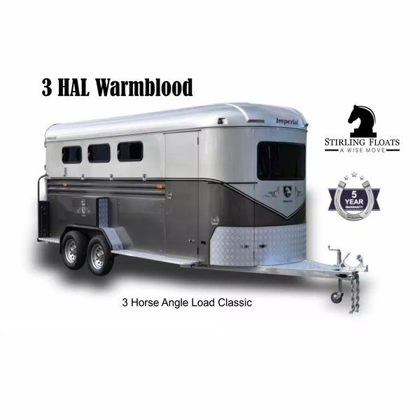 3HAL Warmblood