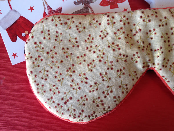 The Christmas version Sleep Mask