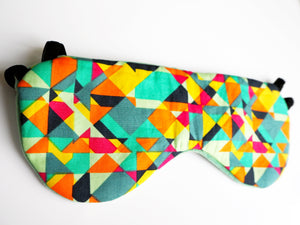 Geometry Sleep Mask
