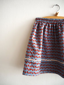 Layered Ladybirds Skirt