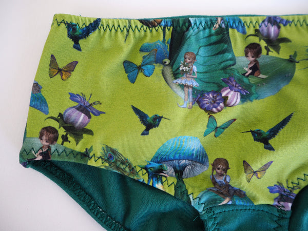 Fairies Organic Panties