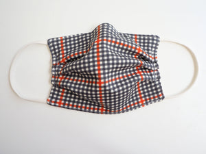 Reusable ADULT Face mask - Tartan