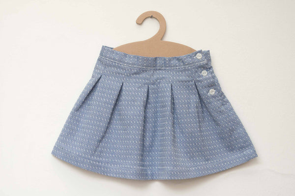 Gonna ~ pleated skirt
