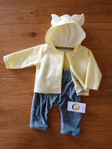 Baby Bear Jacket and pants