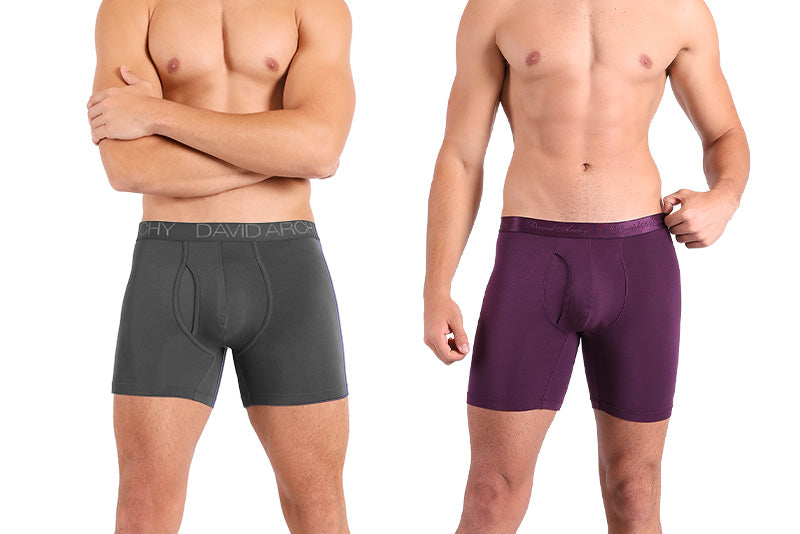 Do you know the composition of men's underwear