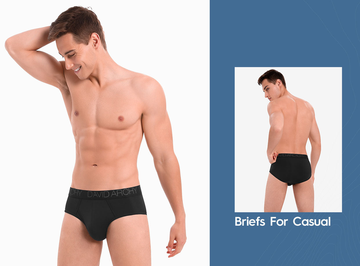 Briefs for casual