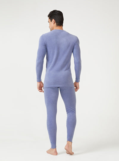 David Archy® Men's Winter Warm Base Layers Thermal Set