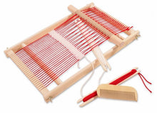 Traditional Weaving Loom Children's Wooden Toy