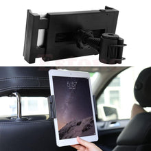 360° Headrest Mount for iPad and Tablets
