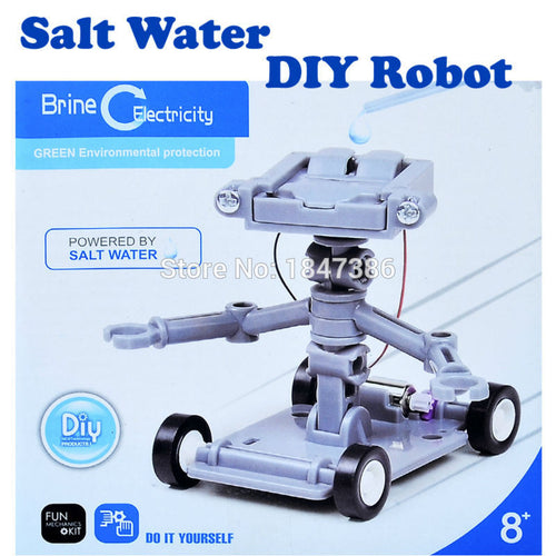 Salt Water Robot Kit