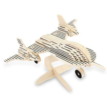 Wooden 3D Puzzles - 11 styles
