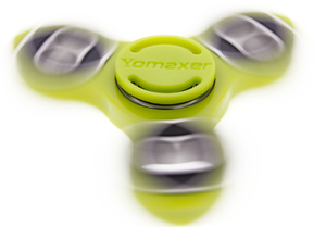 What factors affect the spinning time of fidget spinner  ?