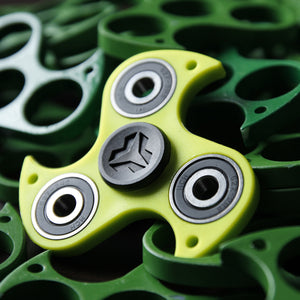 Yomaxer Lovely Turtledove Fidget Spinner New Version EDC toy(M17816-GN)