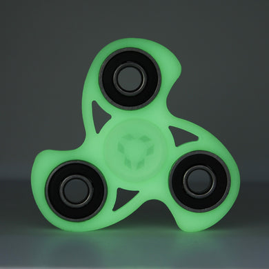 Yomaxer Luminous Walking Ghost Fidget Spinner Hand Spinner EDC Toy ADHD (Ymax10)