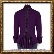 Corset - Laced Back Blouse