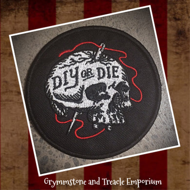 DIY or Die Patch