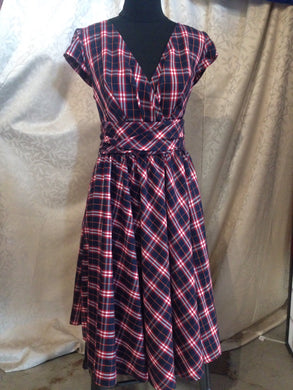 Fifties Pinafore Dress