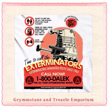 The Dalek - Hire an Exterminator! T-Shirt