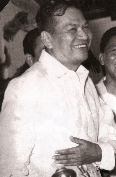 President Ramon Magsaysay: Why the Barong Tagalog is the National Garment of the Philippines