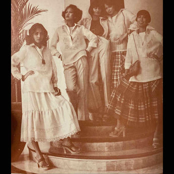Journey of the Barong Tagalog, 20th Century Philippines Part 21: Auggie Cordero