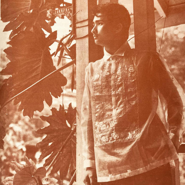 Journey of the Barong Tagalog, 20th Century Philippines Part 27: Barge Ramos