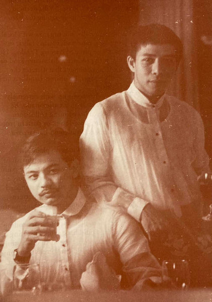 Journey of the Barong Tagalog, 20th Century Philippines Part 32: Boysie Villavicencio