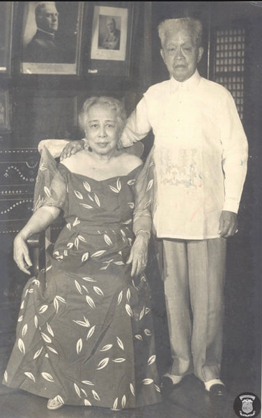 Journey of the Barong Tagalog, 20th Century Philippines Part 2: President Emilio Aguinaldo