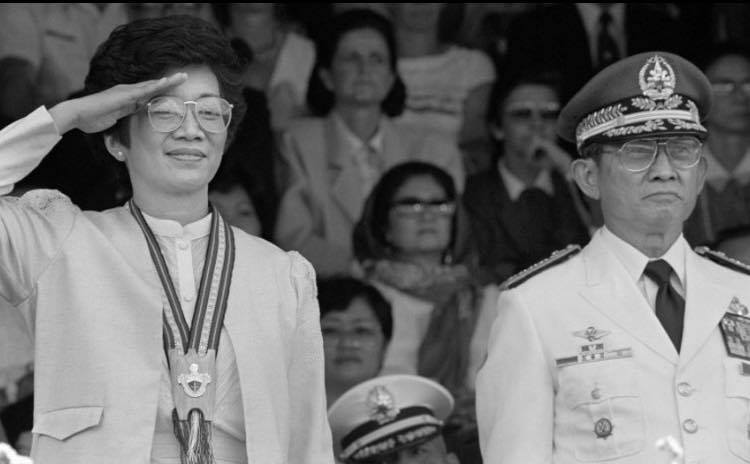 Journey of the Barong Tagalog, 20th Century Philippines Part 39: President Corazon Aquino