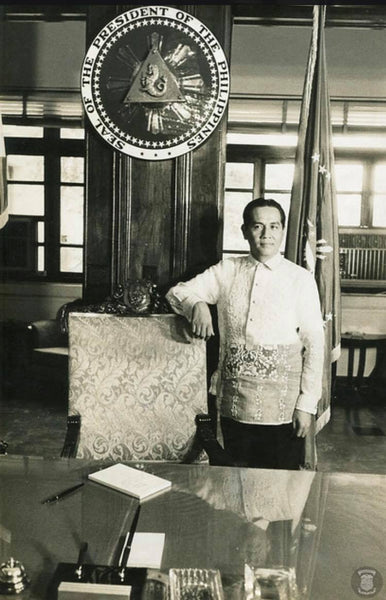 Journey of the Barong Tagalog, 20th Century Philippines Part 10: President Diosdado Macapagal