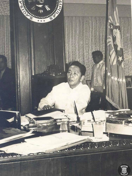 Journey of the Barong Tagalog, 20th Century Philippines, Part 15: President Ferdinand Marcos