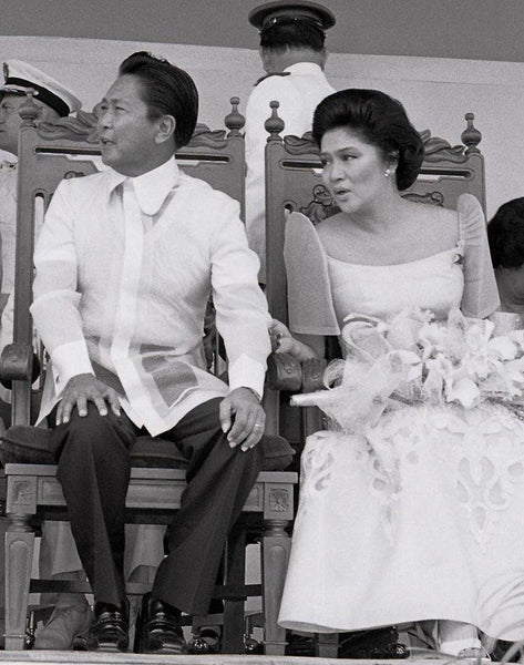 Journey of the Barong Tagalog, 20th Century Philippines, Part 17: The Pierre Cardin Barong Tagalog