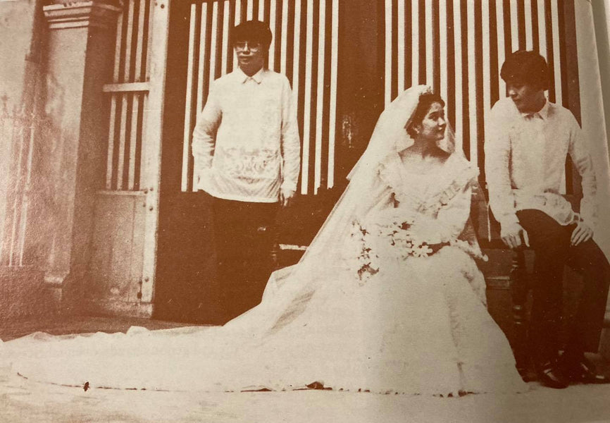 Journey of the Barong Tagalog, 20th Century Philippines Part 26: Gang Gomez