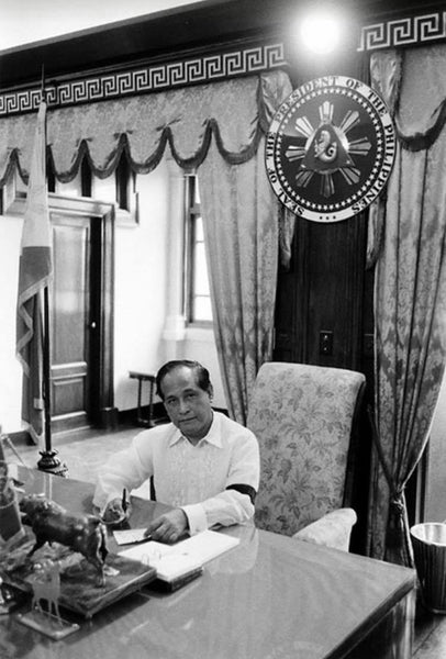 Journey of the Barong Tagalog, 20th Century Philippines Part 9: President Carlos P. Garcia