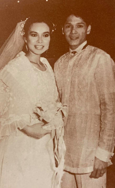 Journey of the Barong Tagalog, 20th Century Philippines Part 30: Gerry Katigbak