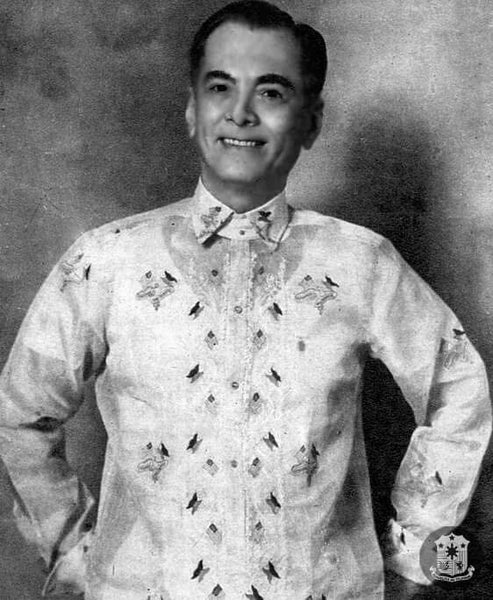 Journey of the Barong Tagalog, 20th Century Philippines Part 1: President Manuel L. Quezon