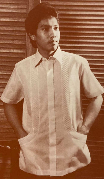 Journey of the Barong Tagalog, 20th Century Philippines Part 28: The Pintuck Barong