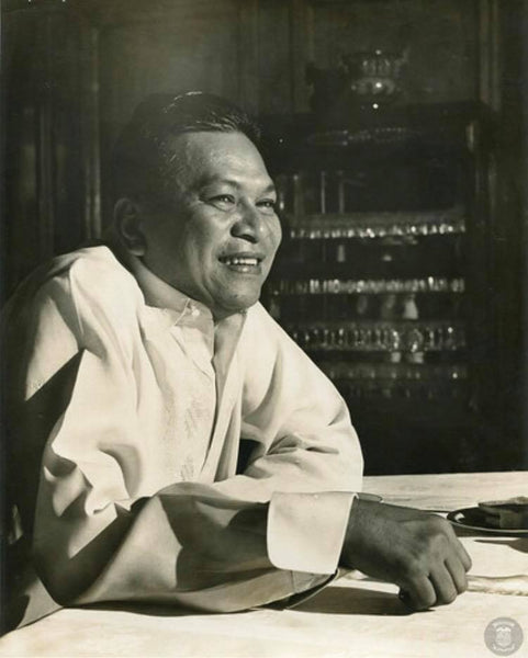 Journey of the Barong Tagalog, 20th Century Philippines Part 7: President Ramon Magsaysay