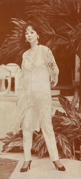Journey of the Barong Tagalog, 20th Century Philippines, Part 13: Pitoy Moreno