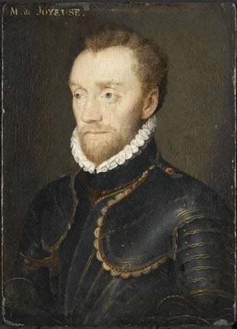An example of a high standing Elizabethan collar with lace trim worn by Spanish and other European men.