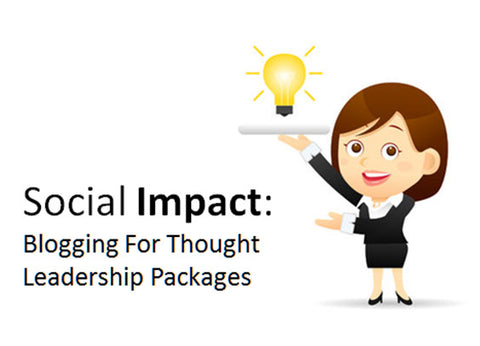 Blogging for Thought Leadership Program - Posts