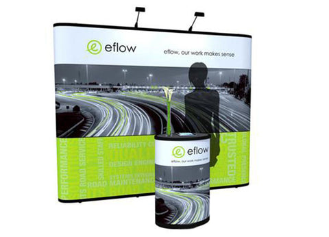 Event in a Box 1: 3m Portable Display Wall