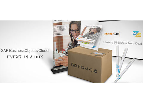 SAP BusinessObjects Cloud Event in a Box Kit